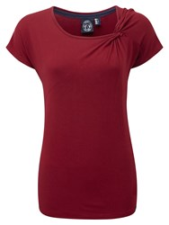 Tog 24 Repose Womens Supersoft Tshirt Red