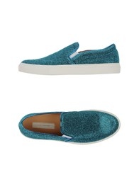 L'autre Chose L' Autre Chose Footwear Low Tops And Trainers Women Turquoise