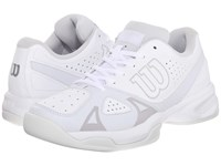 Wilson Rush Open 2.0 White Ice Gray Women's Tennis Shoes