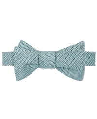 Brooks Brothers Men's Textured To Tie Bow Tie Green