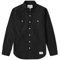 Neighborhood Classic Dot Shirt Black