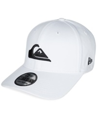 Quiksilver Mountain And Wave Hat Smoke