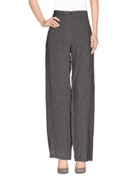 Crea Concept Trousers Casual Trousers Women Grey