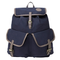Tog 24 Cotswold Canvas Satchel Midnight