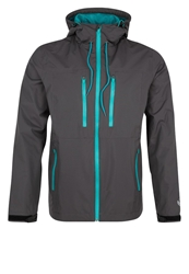 Your Turn Active Outdoor Jacket Dark Grey Dark Gray