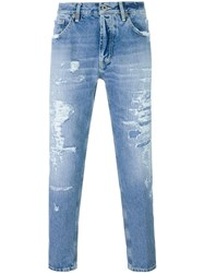 Dondup 'Brighton' Jeans Blue