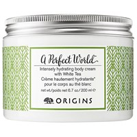 Origins A Perfect Worldtm Hydrating Body Cream 200Ml