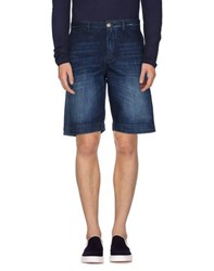 Hydrogen Denim Denim Bermudas Men