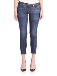 Rag And Bone Slim Fit Capri Pants Orson