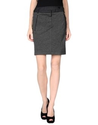 I'm Isola Marras Knee Length Skirts Grey