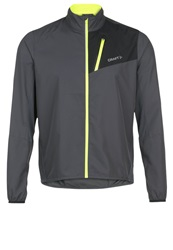 Craft Devotion Sports Jacket Asphalt Anthracite