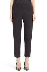 Women's Marni Cotton Crepe Ankle Trousers