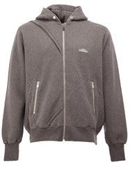 Undercover Zip Up Hoodie Grey