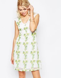 Traffic People Dreaming Of Days Swoon Dress Green