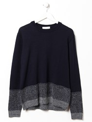 Stephan Schneider Poplars Panel Knit Crew Neck