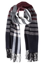 Dorothy Perkins Scarf Wine Dark Red