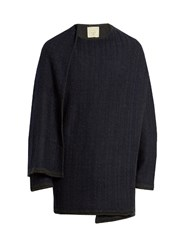 By Walid Web Ziggy Cashmere Sweater Charcoal