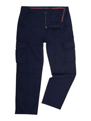 Army And Navy Ashdown Cargo Trouser Navy