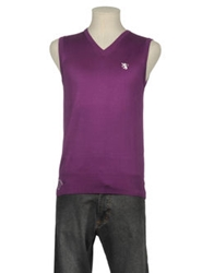Williams Wilson Sweater Vests Mauve