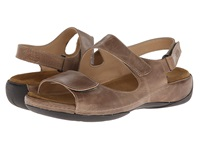 Wolky Liana Beach Cartago Women's Shoes Beige