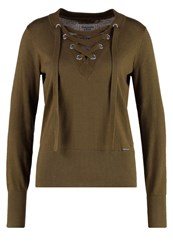 Abercrombie And Fitch Jumper Olive