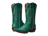 Ariat Brooklyn Turquoise Cowboy Boots Blue