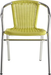 Cb2 Rex Green Chair