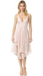 Nicholas Geo Floral Lace Ball Dress Antique