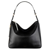 Radley Frith Street Medium Leather Hobo Bag Black