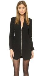 Mason By Michelle Mason Dress Jacket Black