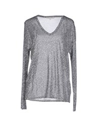 Gerard Darel Topwear T Shirts Women Grey