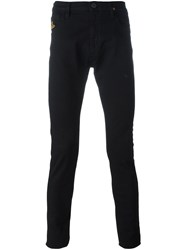 Vivienne Westwood Anglomania Skinny Trousers Black