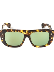 Dita Eyewear 'Dita' Sunglasses Brown