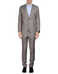 Alessandro Dell'acqua Suits And Jackets Suits Men Khaki