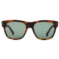 Oliver Goldsmith Lord Matte Dark Tortoiseshell Sunglasses
