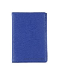 Marc By Marc Jacobs Small Leather Goods Document Holders Men