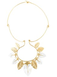 Aurelie Bidermann 'Talitha' Necklace Metallic