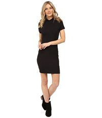 Vans Abbott Rib Dress Black Women's Dress