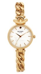 Kate Spade Holland Watch Gold