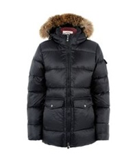 Pyrenex Authentic Mat Puffer Jacket Black