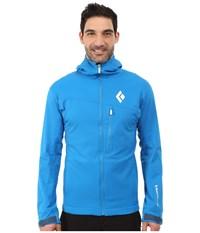 Black Diamond Dawn Patrol Lt Shell Sapphire Men's Clothing Blue