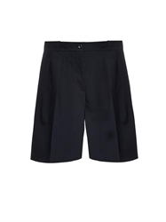 Jil Sander Pleated Crepe Shorts