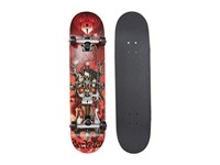 Grime Complete Red Skateboards Sports Equipment