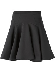 Philipp Plein 'Love Letters' Skirt Black