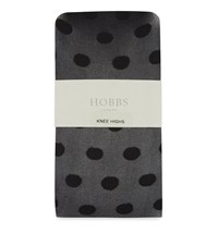 Hobbs Cat And Mouse Sock Black