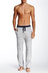 Majestic Button Up Soft Pant Gray