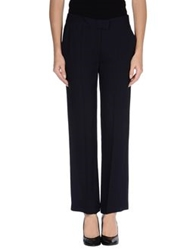 Fendi Dress Pants Dark Blue