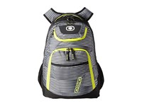 Ogio Tribune Pack Blinders Green Backpack Bags Gray