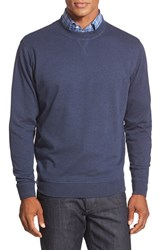 Men's Peter Millar Interlock Crewneck Sweatshirt