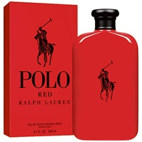 Ralph Lauren Polo Red Eau De Toilette 200Ml